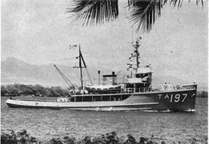 USS Sunnadin (ATA-197) - Image: USS Sunnadin (ATA 197)