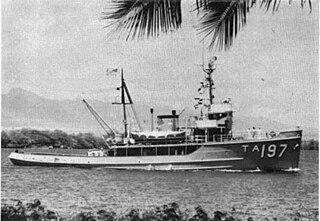 USS <i>Sunnadin</i> (ATA-197)