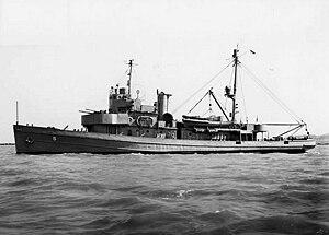 USS Teal (AVP 5)