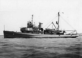 USS <i>Teal</i> (AM-23)