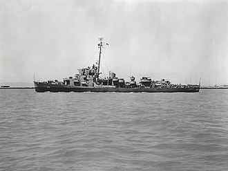 USS William C. Miller (DE-259) - Image: USS William C. Miller (DE 259) off the Mare Island Naval Shipyard on 15 May 1945 (19 N 86023)