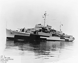 USS Willoughby (AGP-9) - USS Willoughby (AGP-9)