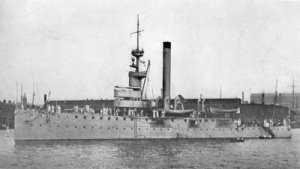 USS Wilmington (PG-8) - USS Wilmington