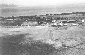 Battle of Ocotal - Marine Corps airbase at Managua