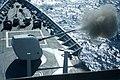 US Navy 020228-N-0872M-501 Gunnery Exercise at Sea.jpg