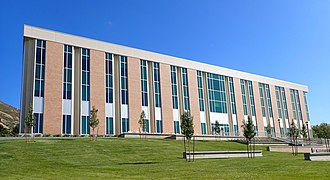 US Utah Ogden WSU Lindquist Hall 1.JPG