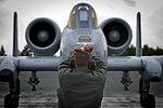 US arrive for Saber Strike 16, Forward, Ready, Now 160611-F-IM659-153.jpg