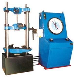 Ichalkaranji - Universal Testing Machine made in Ichalkaranji