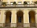 UW Pałac Kazimierzowski balkon.JPG