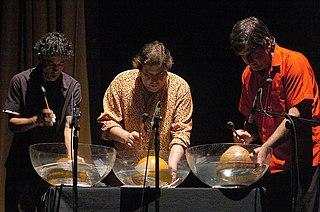 Uakti (band) Brazilian instrumental musical group