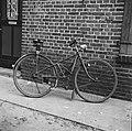 Uitvinder die een opvouwbare fiets bouwde, Bestanddeelnr 900-6255.jpg