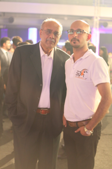 Umer Toor & Najam Sethi Pakistan Super League PSLt22 Cricket.png