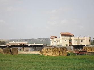 Al-Kasom Regional Council - Private residence and farm in Umm Batin