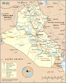 Outline of Iraq - Wikipedia