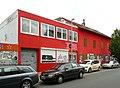 Unabhängiges Jugendzentrum Kornstrasse rotes Gebäude.jpg