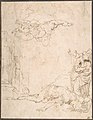 Unidentified Scene- Figures Watching a Fallen Giant and Another Figure Levitating MET DP800296.jpg