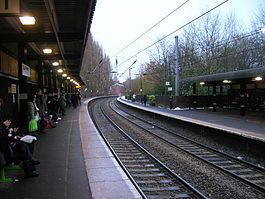 University Railway station, geograph-2181016-by-David-P-Howard.jpg