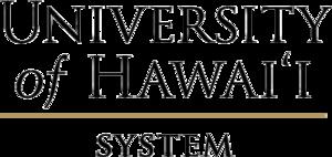 University of Hawaii - Image: University of Hawaii system logo