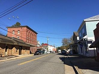 Urbanna, Virginia - Urbanna Historic District