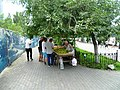 Urumqi street vendors.jpg