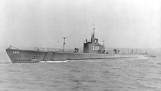 USS <i>Tuna</i> (SS-203)