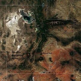 Marysvale Utah Map.Marysvale Volcanic Field Wikipedia