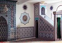 Völklingen, Selimiye-Moschee, Innenansicht.jpg