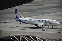 VP-BTF - A319 - Ural Airlines