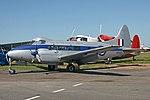 VP981 ( G-DHDV) De Havilland Dove CVT (40966855170).jpg