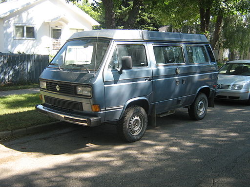 VW Vanagon Syncro (2778820483)