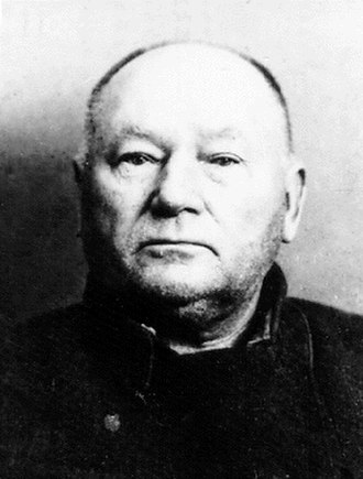 Jukums Vācietis - Jukums Vācietis after arrest by NKVD 1937