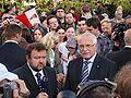 Vaclav Klaus (Ctv) Czeski Cieszyn 2008 10 12.jpg