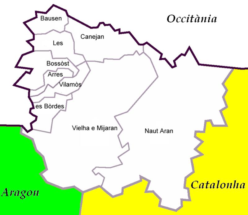 Val d'AranOc