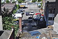 Vancouver, BC - car repair lot near north end of Granville Bridge.jpg