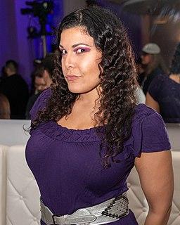Vanessa Kraven Canadian professional wrestler