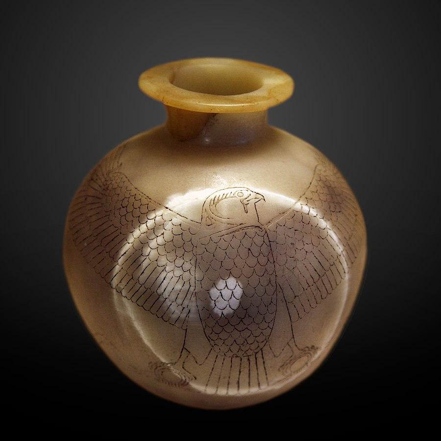 Vase dedicated to King Uras-E 32372