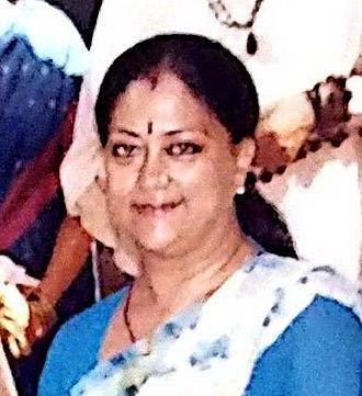 Vasundhara Raje - Image: Vasundhara Raje