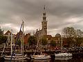 Veere, stadhuis met jachthaven 2009-05-21 11.15.JPG
