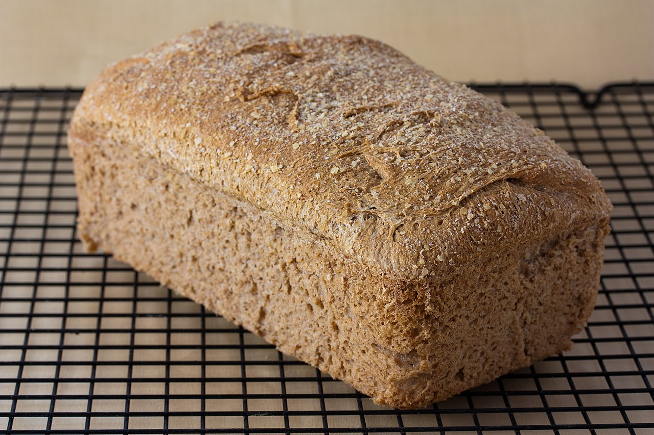 Image result for Whole-wheat bread