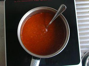 Neapolitan sauce - Image: Vegetarian Neapolitan sauce 15