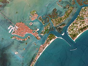 Venice, Italy by Planet Labs.jpg
