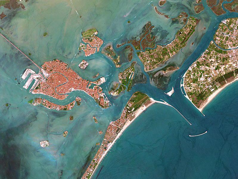 Fájl: Velence, Olaszország, Planet Labs.jpg