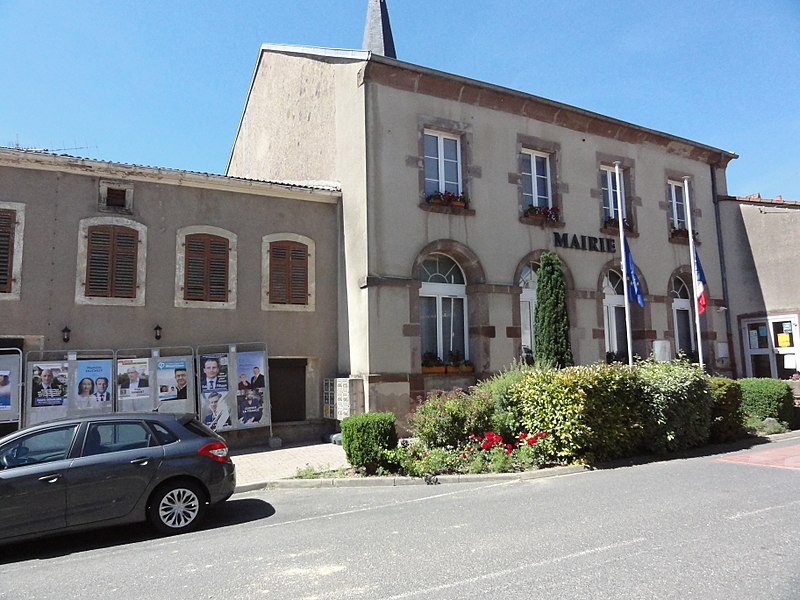 Vergaville (Moselle) mairie