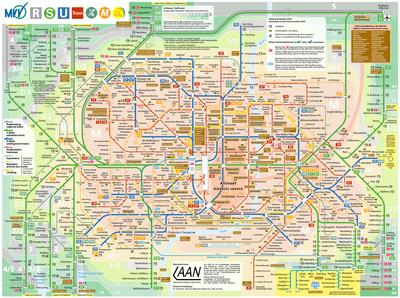 Umweltzone München Karte.München Reiseführer Auf Wikivoyage