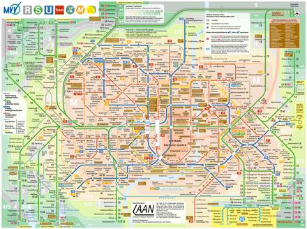 Münchner Verkehrs Und Tarifverbund Wikiwand