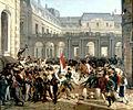 Vernet - 31 juillet 1830 - Louis-Philippe quitte le Palais-Royal.jpg