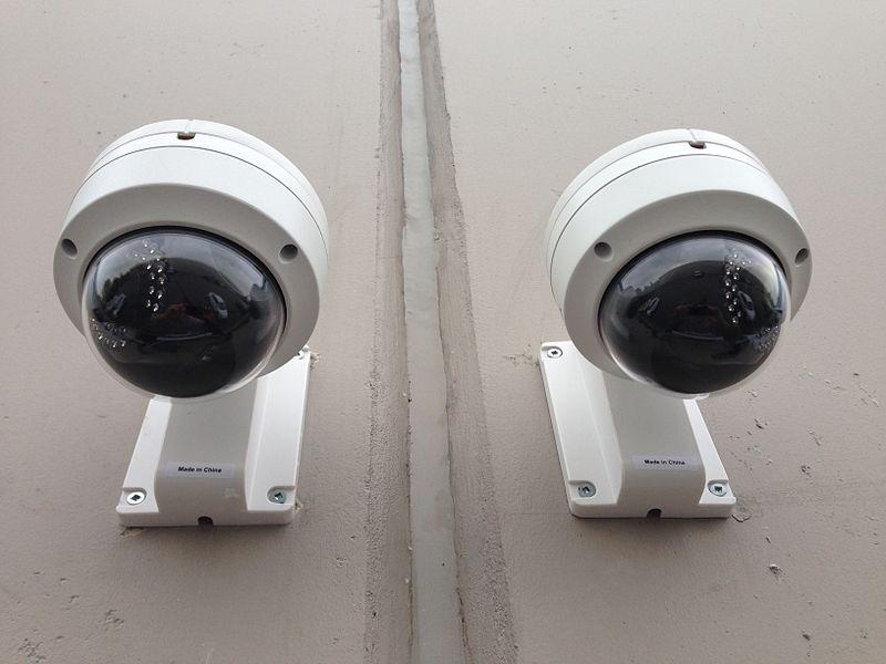 File:Video Surveillance Installation.jpg