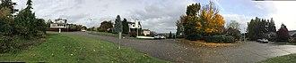 Hawthorne Hills, Seattle - University Circle, at the center of the Hawthorne Hills neighborhood