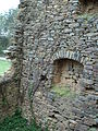 View of fireplace Rock House Stokes County North Carolina.JPG