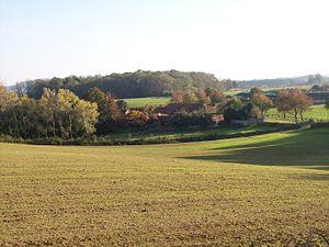 Thakeham - Thakeham from the churchyard